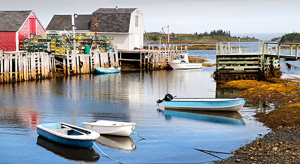 Photo tour images from Nova Scotia