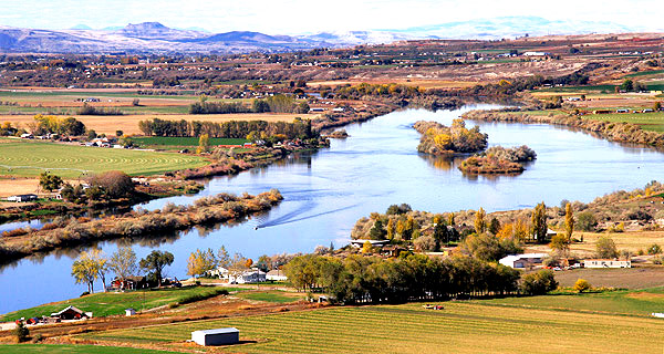 Snake River at Marsing:  Strictly copyrighted: John T. Baker Photographer LLC, JayBee Stock.com