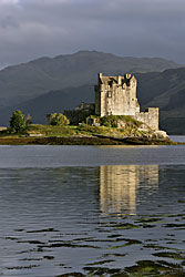 Eilean Donan castle, Argyll, Scotland - Strictly copyrighted John T. Baker Photographer LLC, JayBee Stock.com