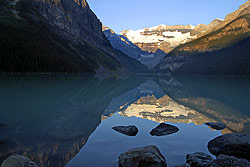 Lake Louise, Banff NP, Alberta - Strictly copyrighted John T. Baker Photographer LLC, JayBee Stock.com