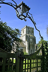Coln Rogers Church in the Cotswolds, England - Strictly copyrighted John T. Baker Photographer LLC, JayBee Stock.com