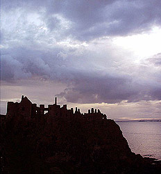 Dunluce Castle, Antrim coast, Northern Island - Strictly copyrighted John T. Baker Photographer LLC, JayBee Stock.com