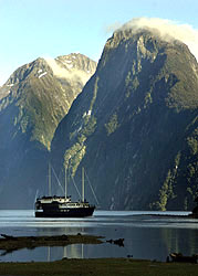 Milford Sound, New Zealand - Strictly copyrighted John T. Baker Photographer LLC, JayBee Stock.com