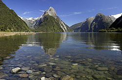 Milford Sound 2, New Zealand - Strictly copyrighted John T. Baker Photographer LLC, JayBee Stock.com