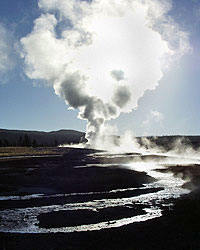 Old Faithful, Yellowstone National Park - Strictly copyrighted John T. Baker Photographer LLC, JayBee Stock.com