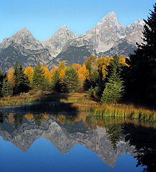 Schwabacher Landing, Grand Teton NP, Wyoming - Strictly copyrighted John T. Baker Photographer LLC, JayBee Stock.com