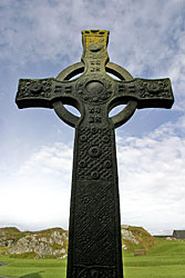 Celtic Cross, Isle of Iona - Strictly copyrighted John T. Baker Photographer LLC, JayBee Stock.com