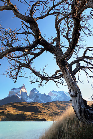 Patgonia: Cuernos, the horns, Torres del Paine, Chile